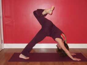 Scorpion | Yoga Pose