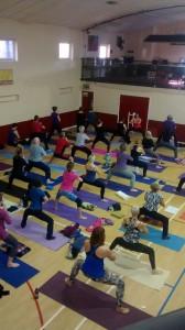 Spalding Yogathon