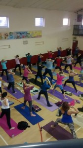 Spalding Yogathon 24th January 2015